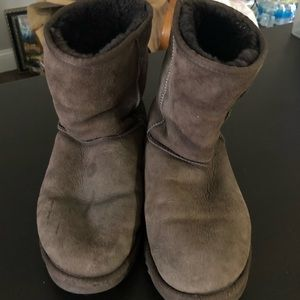 UGG Short Brown Boots
